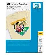 HP (C6050A) Iron-on nažehlovací fólie A4, 12ks, 170 g/m2