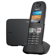 SIEMENS Gigaset E630 bezdrátový telefon,black,voděodolný,prachuodolný