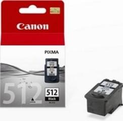 CANON PG-512 originální náplň černá pro MP240, MP260, MP270, IP2700 atd velká (PG512)