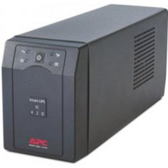 APC SC420I ups Smart-UPS SC 420, 260W/420VA, COM RS232, 230V line interaktiv