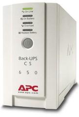 APC BK650EI ups Back-UPS 650, 400W / 650VA, 230V off-line, 3+1 zásuvka IEC320, USB