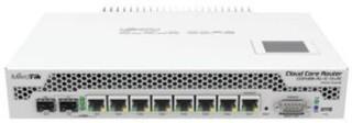 MIKROTIK Cloud Core Router,CCR1009-7G-1C-1S+PC