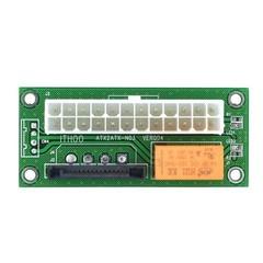 ANPIX ovládání druhého PC zdroje přes SATA (adaptér pro sepnutí jednoho podřízeného zdroje) (pro těž
