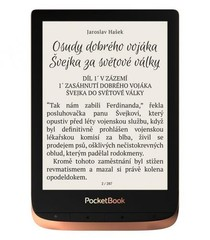 "POCKETBOOK 632 Touch HD 3, 6"" E-Ink SPICY COPPER"