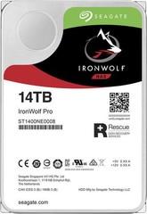 SEAGATE ST14000NE0008 hdd 14TB IronWolf PRO SATA3-6Gbps 7200rpm 256MB NAS HDD 24x7 1-16bay 250MB/s 3.5 RAID