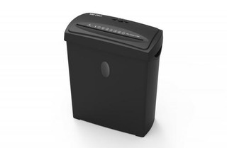 MAXOFFICE skartovačka MAXoffice 30420S, 8 str./min, stupeň ochrany P-4 (DIN 66399), černá