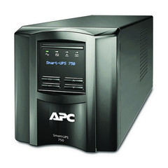 APC SMT750IC ups Smart-UPS 750 LCD, 500W/750VA, USB, 230V with SmartConnect (500W)