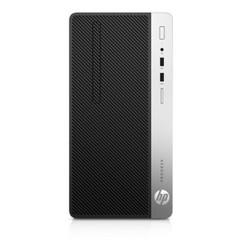 HP PC HP ProDesk 400 G6 MT Microtower, i3-9100, 8GB, 256 GB M.2 SSD, Intel HD, DVD-RW, USB klávesnice, myš, Win10 Pro