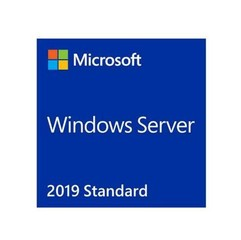 MS WINDOWS Server Standsrd 2019 64Bit 16 CORE CZE OEM bez CALu (SVR STD 2019)