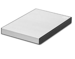 SEAGATE externí hdd 1TB Backup Plus SLIM silver USB3 (stříbrný model 2.5