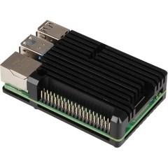 RASPBERRY case Armor pro Raspberry Pi 4 B, černá