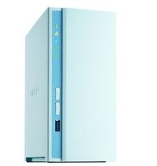QNAP TS-230 TurboNAS server s RAID, 4xjádro 1.4GHz, 2GB DDR4, pro 2x 3,5/2,5in SATA3 HDD/SSD (USB3 + 1xGLAN) datové úložiště