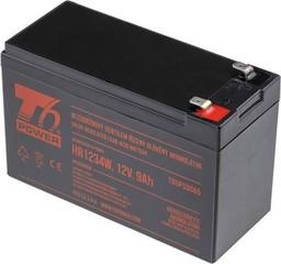 Akumulátor T6 Power HR1234W, 12V, 9Ah