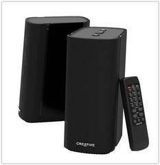 CREATIVE repro Inspire T100 Wireless konfigurace 2.0, bluetooth připojení