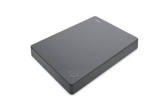 SEAGATE externí hdd 1TB Seagate Basic USB3 (stříbrný model 2.5
