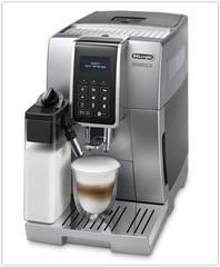 DeLONGHI Dinamica ECAM 350.75.S stříbrný (plnoautomatický kávovar)