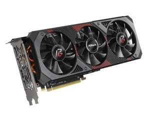 ASROCK vga RX 5600 XT Phantom Gaming D 6GB OC s AMD Radeon RX5600XT 6GB