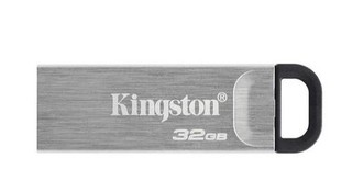 KINGSTON DataTraveler KYSON 32GB black USB3.2 Gen1 flash drive ()