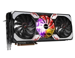 ASROCK vga RX 6800 XT Phantom Gaming D 16GB OC s AMD Radeon RX6800XT 16GB GDDR6 (2x DPort, 1x HDMI)