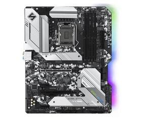 ASROCK H470 STEEL LEGEND (intel 1200, H470, 4xDDR4 2933MHz, PCIE, HDMI+DPort, 6xSATA3+2xM.2, USB3.2, 7.1, GLAN, ATX)