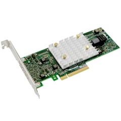 Microsemi Adaptec SmartRAID 3101E-4i Single 12Gbps SAS/SATA 4 porty int., x8 PCIe Gen 3, cache paměť 1 GB
