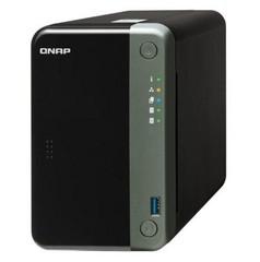 QNAP TS-253D-4G TurboNAS server s RAID, 4GB DDR4, pro 2x SATA3 HDD/SSD (USB3+USB2+ 2xGLAN datové úložiště)