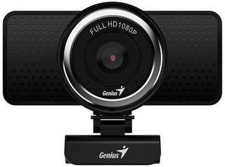 GENIUS VideoCam ECam 8000 černá Full HD 1080P, mikrofon, USB 2.0