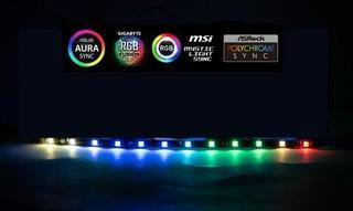 1stCOOL LED pásek RAINBOW-RGB-STRIP (30cm)