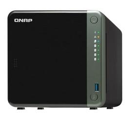 QNAP TS-453D-4G TurboNAS server s RAID, 4GB DDR4, pro 4x3,5/2.5