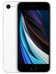 Apple iPhone SE 128GB bílý (model 2020) White (bez sluchatek, bez adapteru)