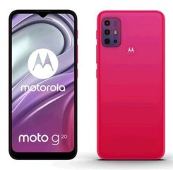MOTOROLA Moto G20 4+64GB Dual SIM Flamingo Red