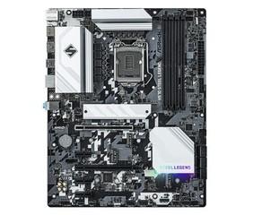 ASROCK H570 STEEL LEGEND (intel 1200, 4xDDR4 4800MHz, 6xSATA3, 2x M.2, HDMI+DPort, 1xGLAN, ATX)