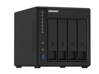 QNAP TS-451D2-2G TurboNAS server s RAID, 4GB DDR4, pro 4x3,5/2.5