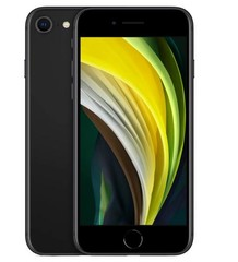 Apple iPhone SE 128GB černý (model 2020) Black (bez sluchatek, bez adapteru)