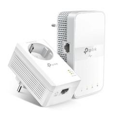 TP-LINK TL-WPA7617KIT Sada adaptérů AV1000 Gigabit průchozí Powerline AC Wi-Fi