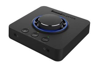 CREATIVE Sound Blaster X-3, externí zvukovka (7.1 kanál, USB, D/A převodník)