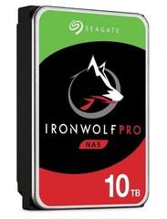 SEAGATE ST10000NE0008 hdd IronWolf PRO 10TB SATA3-6Gbps 7200rpm 256MB NAS HDD 24x7 214MB/s 3.5 RAID CMR