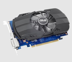 ASUS vga PH-GT1030-O2G GeForce GT 1030 (2GB GDDR5, 64bit, DVI+HDMI)
