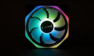 1stCOOL ventilátor AURA EVO HEXA2 Hexagon ARGB 120mm (do CASE)