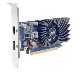 ASUS vga GT1030-2G-BRK GeForce GT 1030 (2GB GDDR5, 64bit, DVI+HDMI)