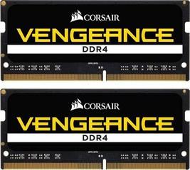 CORSAIR 16GB=2x8GB SO-DIMM DDR4 2666MHz CL16 FURY Impact