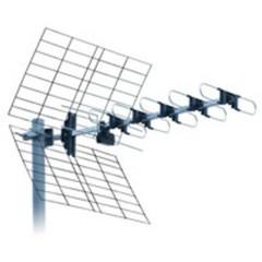 ISKRA DVB-T UHF ext. anténa DTX-22F 10-14dBi