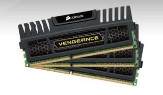 CORSAIR 12GB=3x4GB DDR3 1600MHz VENGEANCE BLACK PC3-12800 CL9-9-9-24 (12GB= kit 3ks 4096MB s chladič