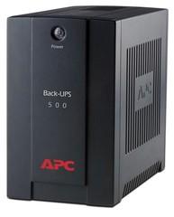 APC BX500CI ups Back-UPS 500VA, AVR, 390W / 500VA, 230V AVR, (3x IEC320 zásuvka, line interaktiv)