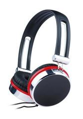GEMBIRD sluchátka MHP-903 kožená PROFI High Quality