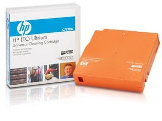 HP C7978A data cartridge Ultrium páska čistící (Ultrium cleaning tape)