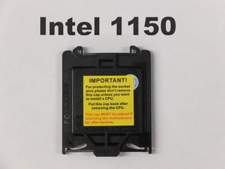 INTEL cap 1150, krytka pro socket patice procesoru intel 1150