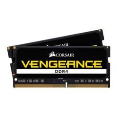 CORSAIR 16GB=2x8GB SO-DIMM DDR4 PC4-21300 2666MHz CL18-19-19-39 1.2V (16GB = kit 2ks 8GB)
