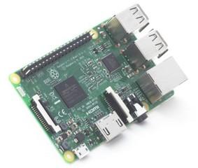 RASPBERRY Pi 3 Model B jednodeskový počítač