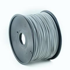 GEMBIRD 3D ABS plastové vlákno pro tiskárny, průměr 1,75 mm, šedé, 3DP-ABS1.75-01-GR